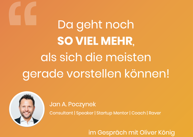 Podcast Digitale Organisationsberatung - Jan A. Poczynek - NOWEVOLVE